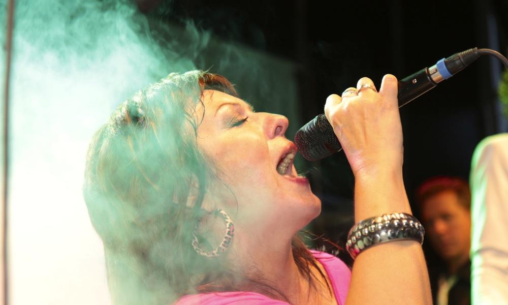 russische Sängerin